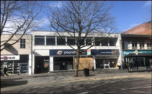 5,748 SF High Street Shop for Rent  |  67 St Peters Street, St Albans, AL1 3EA