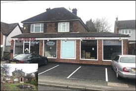 2,237 SF High Street Shop for Sale  |  Froxfield, Bracknell, RG12 8TR