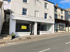 516 SF High Street Shop for Rent  |  30-32 Middle Street, Brixham, TQ5 8ER