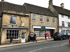705 SF High Street Shop for Rent  |  95 High Street, BURFORD, OX18 4QA