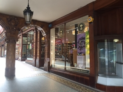 245 SF Shopping Centre Unit for Rent  |  Unit 19, Central Arcade, Newcastle upon Tyne, NE1 5BQ