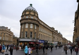 1,180 SF High Street Shop for Rent  |  142-144 Grainger Street, Newcastle upon Tyne, NE1 5AF