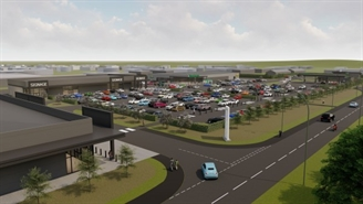 Retail Park Unit for Rent  |  Amble Retail Park, Amble, NE65 0PE