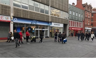 2,124 SF High Street Shop for Rent  |  37 Gallowtree Gate, Leicester, LE1 5AD