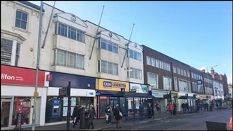 1,680 SF High Street Shop for Rent  |  71-73 Terminus Road, Eastbourne, BN21 3NJ