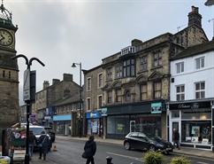 728 SF High Street Shop for Rent  |  15 - 17 Kirkgate, Otley, LS21 3HN