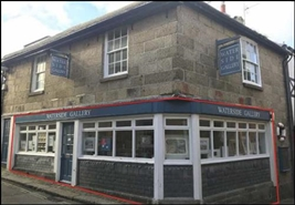 654 SF High Street Shop for Sale  |  Street-An-Pol, St Ives, TR26 2DS