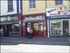 388 SF High Street Shop for Rent  |  76 High Street, Rhyl, LL18 1UB