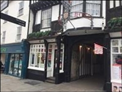 350 SF High Street Shop for Rent  |  44 High Street, Colchester, CO1 1DH