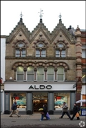 1,039 SF High Street Shop for Rent  |  14 Commercial Street, Leeds, LS1 6AL