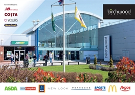 611 SF Shopping Centre Unit for Rent  |  Unit NU6, Birchwood Shopping Centre, Birchwood, WA3 7PQ