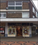 576 SF Shopping Centre Unit for Rent | 29 The Parade, Swindon, SN1 1BB
