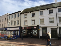998 SF High Street Shop for Rent  |  61 Commercial Street, Herefordshire, Hereford, HR1 2DJ