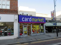 969 SF High Street Shop for Rent  |  105 High Street, Watford, WD17 2DQ