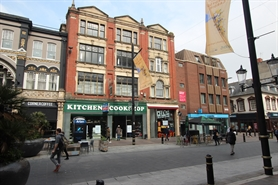 2,959 SF High Street Shop for Rent  |  14 High Street, Cardiff, CF10 1AX