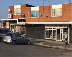 588 SF High Street Shop for Rent  |  Unit 5, Halesowen, B62 9RH