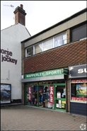 604 SF High Street Shop for Rent | 91A Front Street, Nottingham, NG5 7EB