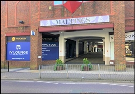 2,714 SF Shopping Centre Unit for Rent  |  Unit 22-23, Maltings Shopping Centre, St Albans, AL1 3HL