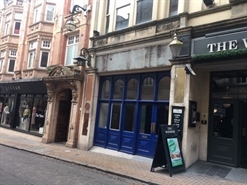 High Street Shop for Rent  |  35 Cannon Street, Birmingham, B2 5EE