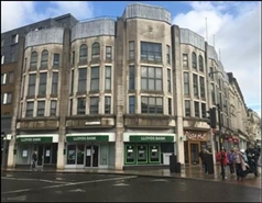 1,293 SF High Street Shop for Rent  |  1 - 7 Queen Street, Cardiff, CF10 2AE