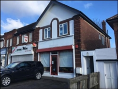 524 SF High Street Shop for Rent  |  219 Hawthorn Road, Birmingham, B44 8PL