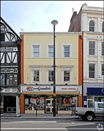 3,595 SF High Street Shop for Rent  |  56 St Mary Street, Cardiff, CF10 1FE