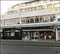 598 SF High Street Shop for Rent  |  Washington Chambers, Penarth, CF64 2AA