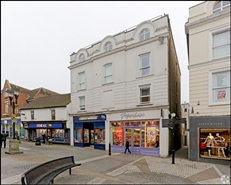 1,743 SF High Street Shop for Rent  |  Unit B, 29-30 Peascod St, Windsor, SL4 1DU