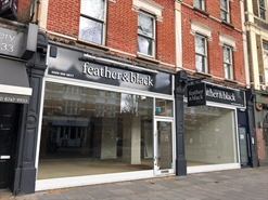 2,080 SF High Street Shop for Rent | 124-126 Chiswick High Road, London, W4 1PU