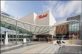 1,925 SF Shopping Centre Unit for Rent  |  Unit 1113, Westfield London Shopping Centre, London, W12 7GD