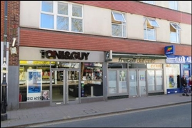 1,008 SF High Street Shop for Rent  |  Austin House, Fleet, GU51 3BN