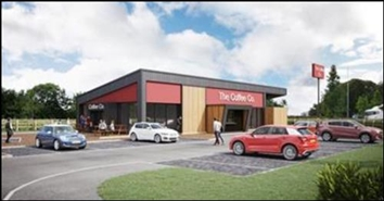 2,700 SF Out of Town Shop  |  Drive-Thru, Hawke Ridge Business Park, Westbury, BA13 4LD