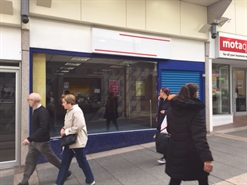 454 SF Shopping Centre Unit for Rent  |  Unit 9a, The Rhiw  Shopping Centre, Bridgend, CF31 3BL