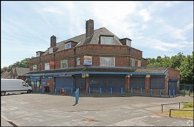 886 SF High Street Shop for Sale | 153 Andover Road, Nottingham, NG5 5FD