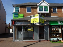 950 SF High Street Shop for Rent  |  Unit 1, Fountain Court Gordon Road, Nottingham, NG2 5LN
