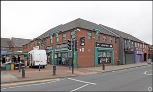 820 SF Shopping Centre Unit for Rent  |  4 Unity Walk, Tipton, DY4 8QL