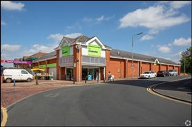 605 SF Shopping Centre Unit for Rent  |  Unit 20-21, Tipton Shopping Centre, Tipton, DY4 8QL