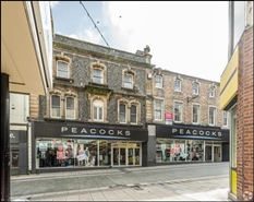 6,056 SF High Street Shop for Rent  |  290 - 294 High Street, Bangor, LL57 1UL
