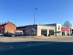 1,122 SF High Street Shop for Rent  |  Unit B - 121 Washway Road, Sale, M33 7UD