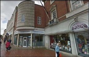2,571 SF High Street Shop for Rent  |  65 New George Street, Plymouth, PL1 1RB