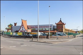 1,102 SF High Street Shop for Rent  |  Wing Yip Superstore, Birmingham, B7 5NT