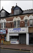 519 SF High Street Shop for Rent  |  608 Bearwood Road, Smethwick, B66 4BW