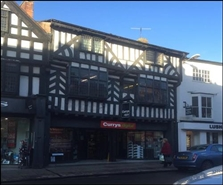 1,808 SF High Street Shop for Rent  |  30 High Street, Stratford Upon Avon, CV37 6AU