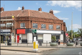 1,011 SF High Street Shop for Rent  |  245 Prince Edward Road, South Shields, NE34 7LZ