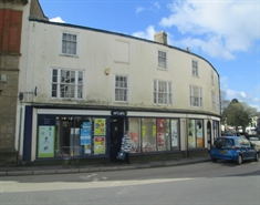1,890 SF High Street Shop for Rent | Victoria Place, Axminster, EX13 5NQ
