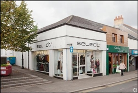 1,119 SF High Street Shop for Rent   49 Cardiff Road, Caerphilly, CF83 1FP