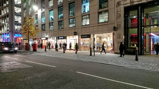 956 SF High Street Shop for Rent  |  107 Cheapside, London, EC2V 6DY