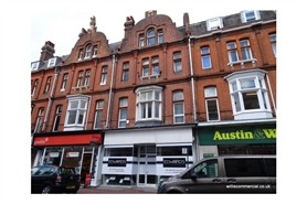 844 SF High Street Shop for Rent  |  111 Old Christchurch Road, Bournemouth, BH1 1EP