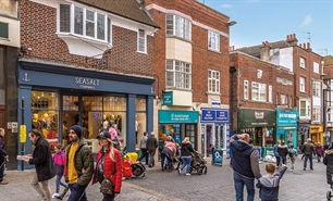 7,292 SF High Street Shop for Sale  |  Peascod Street abd High Street, Windsor, SL4 1DT