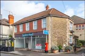 633 SF High Street Shop for Rent  |  10 Bath Road, Melksham, SN12 6LP